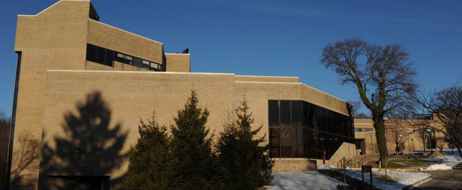 Academic Arts Building photo