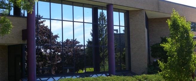 Campus exterior
