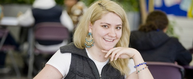 Photo of Student Smiling