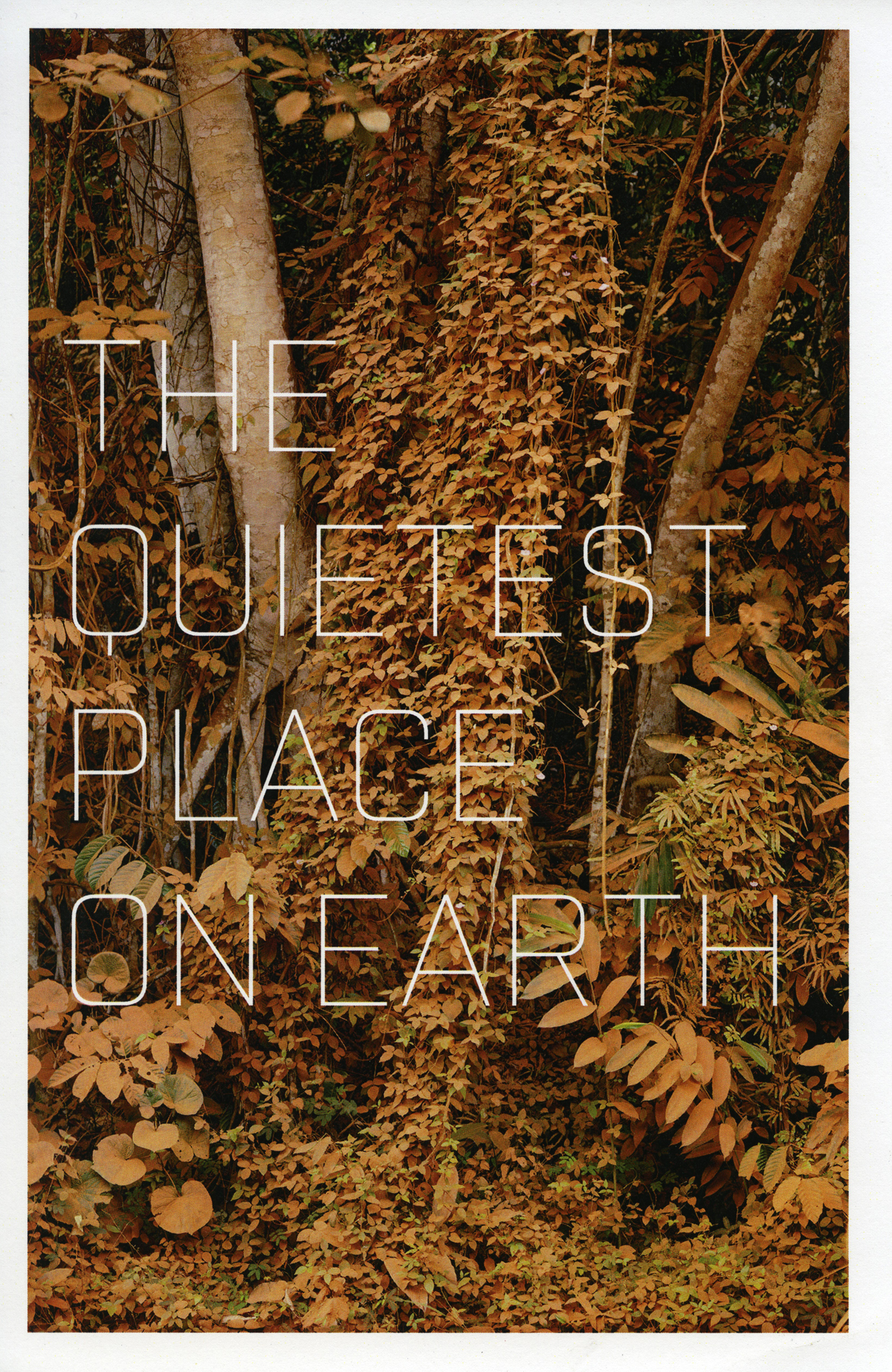 QuietestPlace