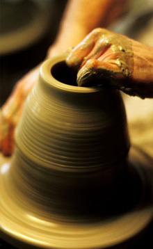 pottery crop