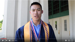 Graduation Video Thumbnail