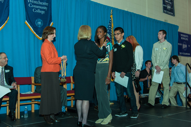 Scholarship Ceremony 2013
