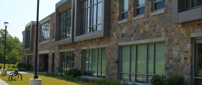 Photo of Student Center Building