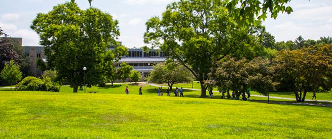 Photo of Valhalla main campus
