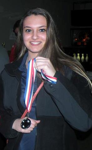stephanie frank medal