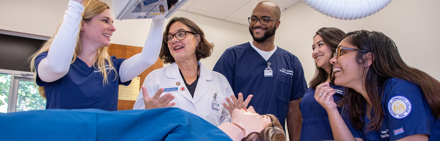 School of Health Careers header