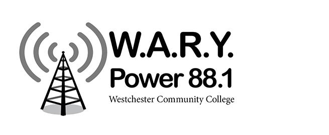 W.A.R.Y. Radio Station Logo