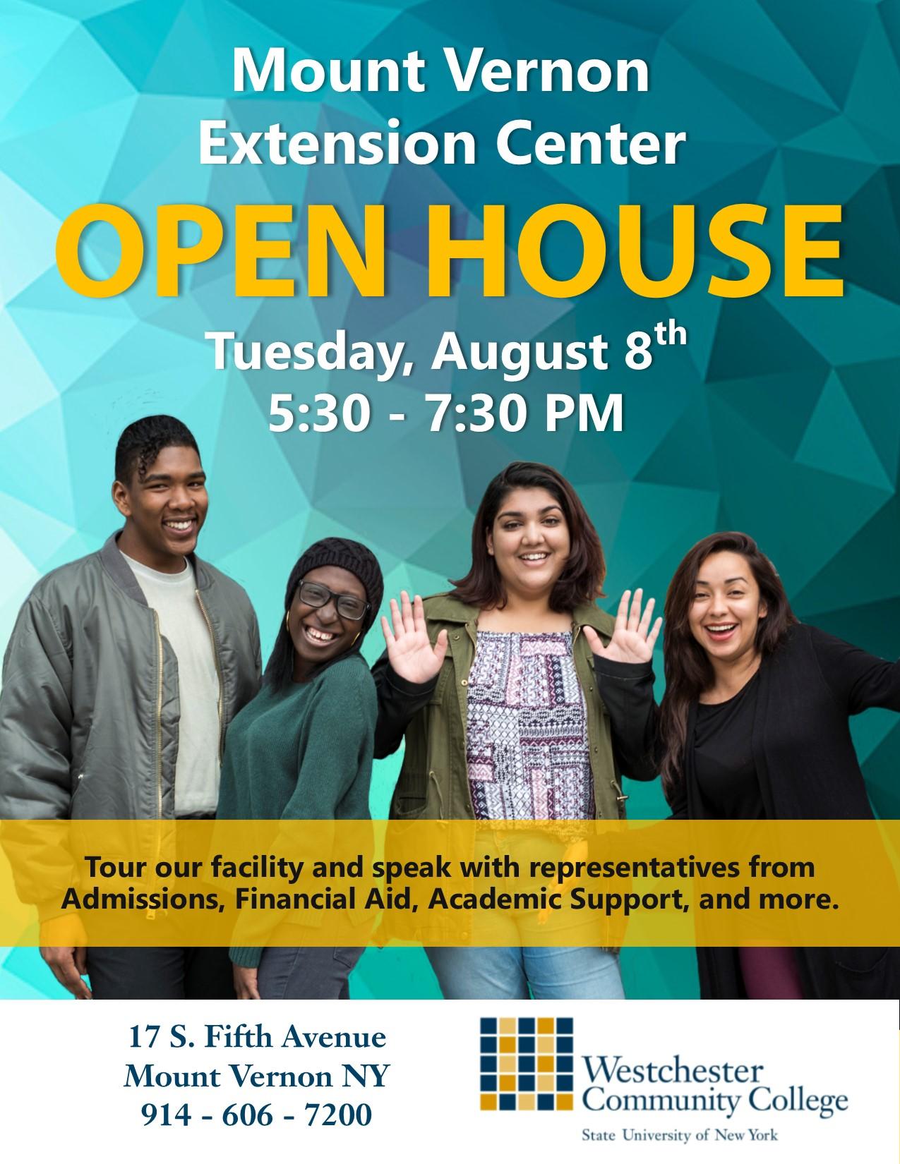MV Open House 8.8.17 Flyer Final