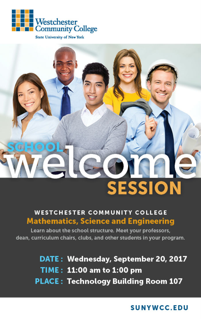 School Welcome Session
