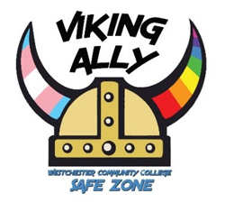 Viking Ally L G B T Q Safe Zone Illustration