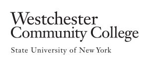 Westchester Community College Logo One Color No Blocks