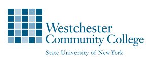 Westchester Community College one-color pantone logo