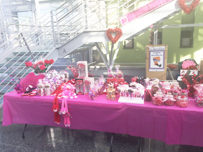 Valentine S Day Bake Gift Item Sale Westchester Community College